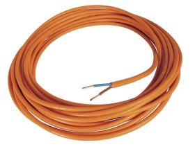 Locinox elektrische kabel - 2005 - 5 m - 2 x 0,75 mm²